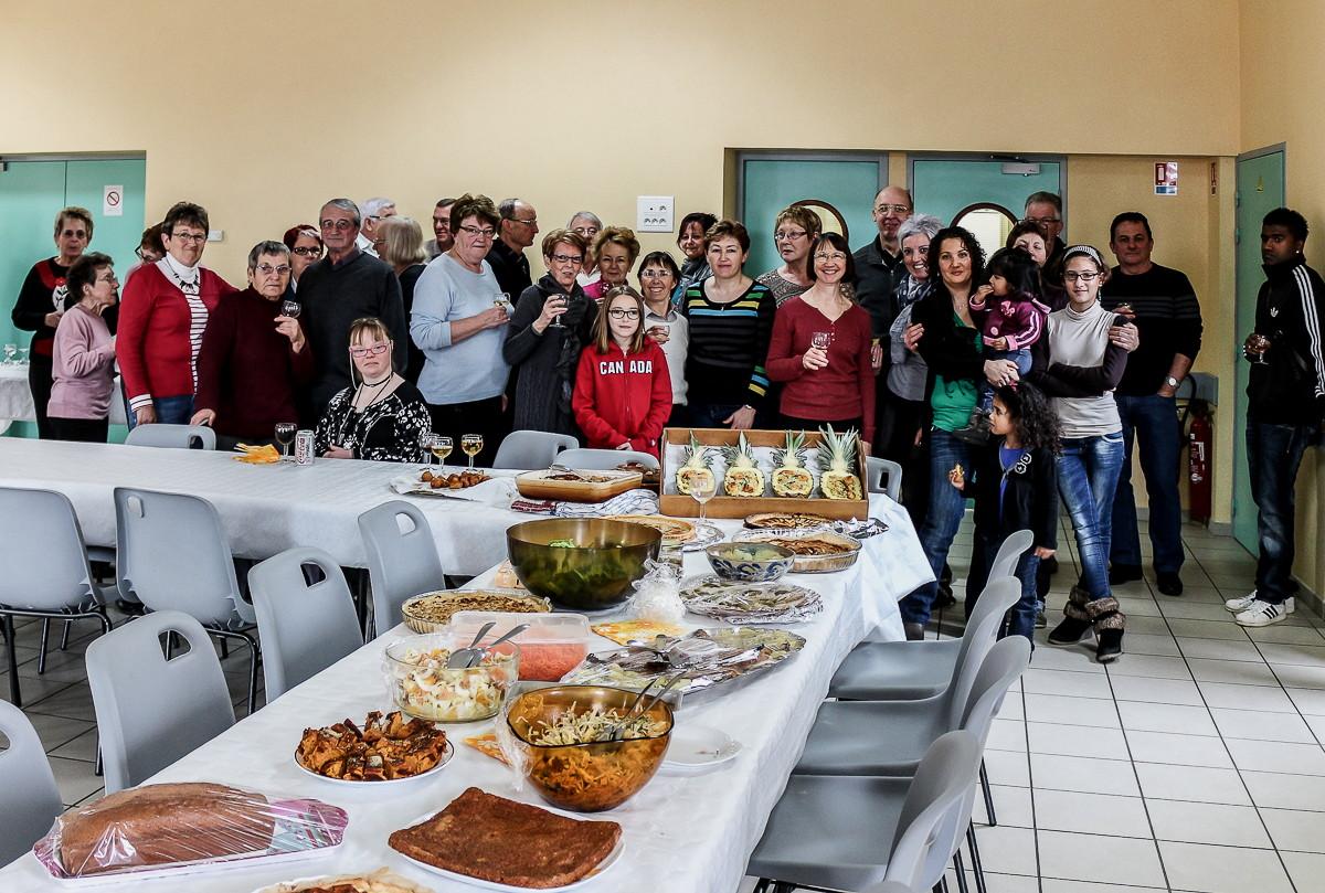 Le troc'buffet 2014