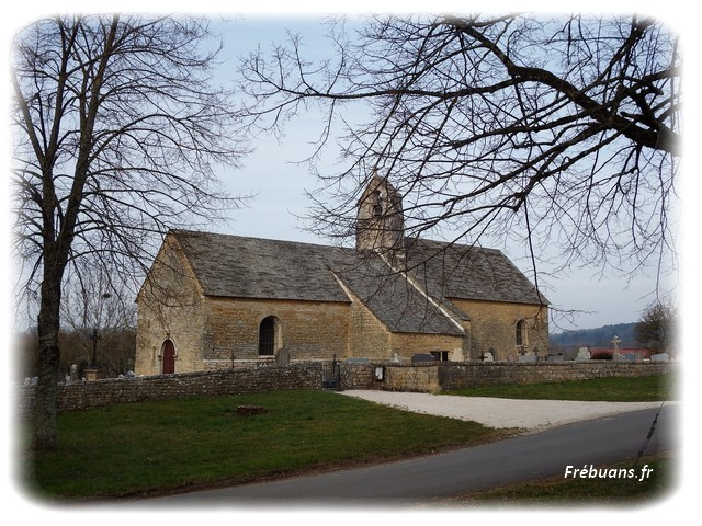 Chapelle de Saint Georges - Photo : Eric BIGORNE