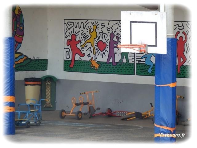 l'Ecole de Frebuans – Photo : Eric BIGORNE