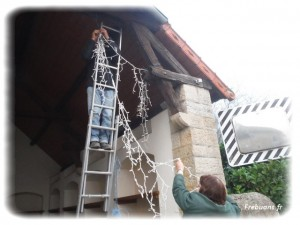 Les bénévoles à l'œuvre - Photo : Clémence BIGORNE