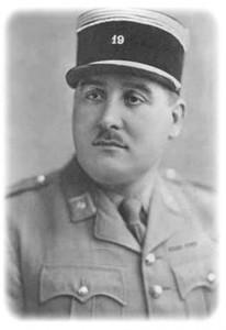 Commandant René FOUCAUD