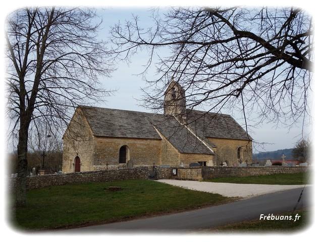 Frebuans Chapelle de Saint Georges