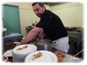 l'Etable gourmande - Photo : Eric BIGORNE