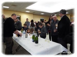 Les vœux du Maire - Photo : Clémence BIGORNE
