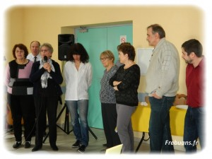 Les menbres du CCAS – Photo : Jean Claude PERRIN