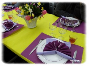 La table – Photo : Eric BIGORNE